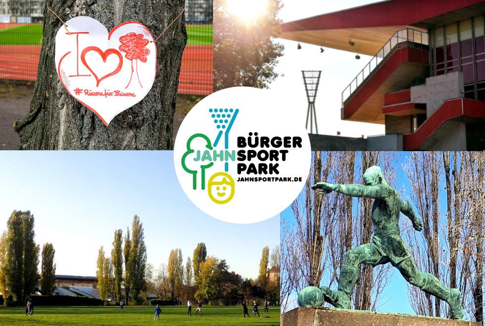 Zeig uns Deinen Sportpark
